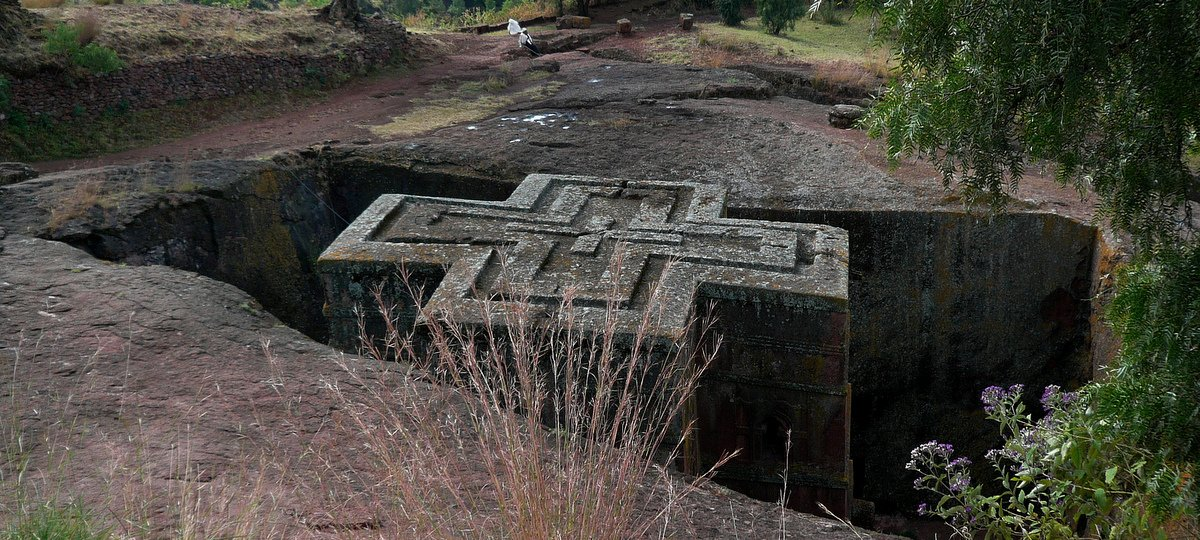 picture description: Africa, Ethiopia, Lalibela Rock-Hewn Church, culture and history with ZenAye Ethiopia Tours, expert in tour operation / photo: © Linetta Schneller, Switzerland